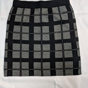 Wool and Acrylic Willi Smith Skirt Size Medium